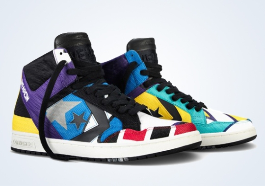 """Converse CONS Weapon """"Patchwork"""""""
