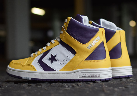 comprar converse weapon lakers