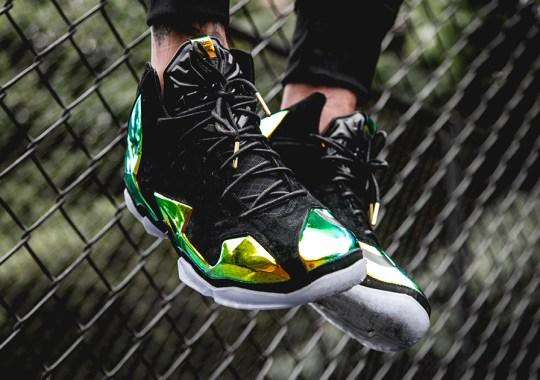 "Nike LeBron 11 EXT ""Crown Jewel"" – Release Date"
