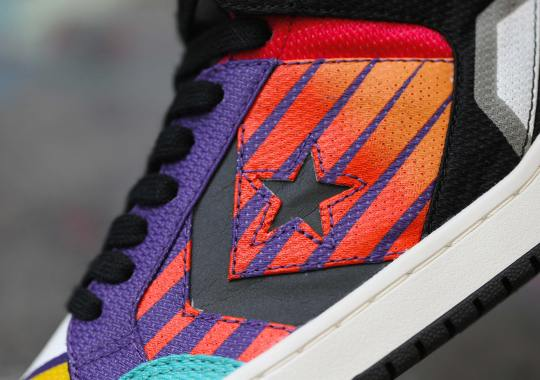"""A Detailed Look at the Converse CONS Weapon """"Patchwork"""""""