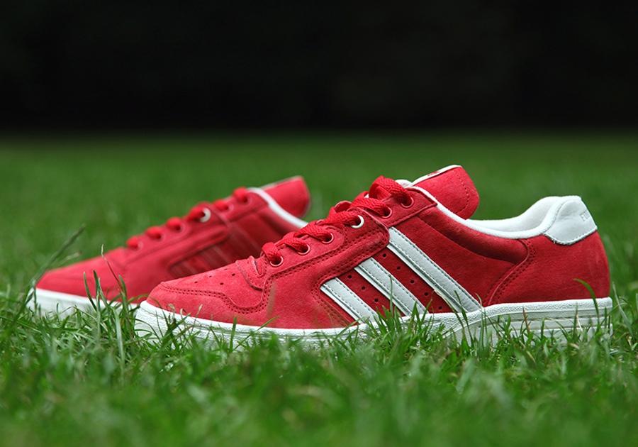 "wholesale dealer 57308 e10ab Footpatrol x adidas Originals Edberg 86 ""Strawberries  Cream"""