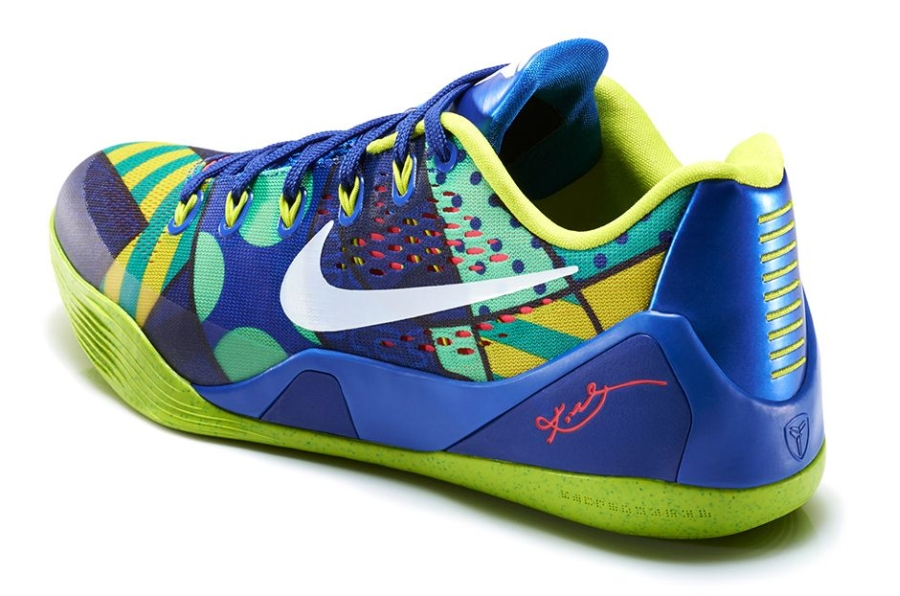 Nike Kobe 9 Quot Game Royal Quot New Release Date Sneakernews Com