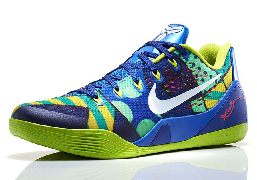 Kobe Bryant New Shoes  Release Date