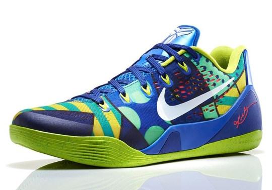 """Nike Kobe 9 """"Game Royal"""" – New Release Date"""