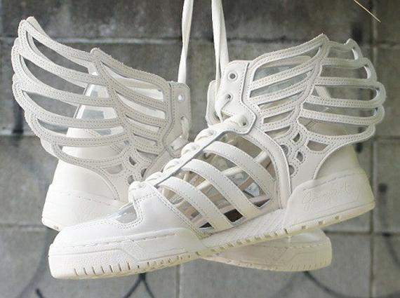 adidas jeremy scott wings 2.0 cutout shoes