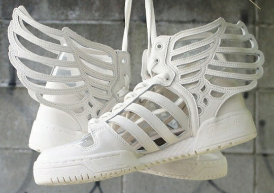 "Jeremy Scott x adidas Originals Wings 2.0 ""Cut Out"""