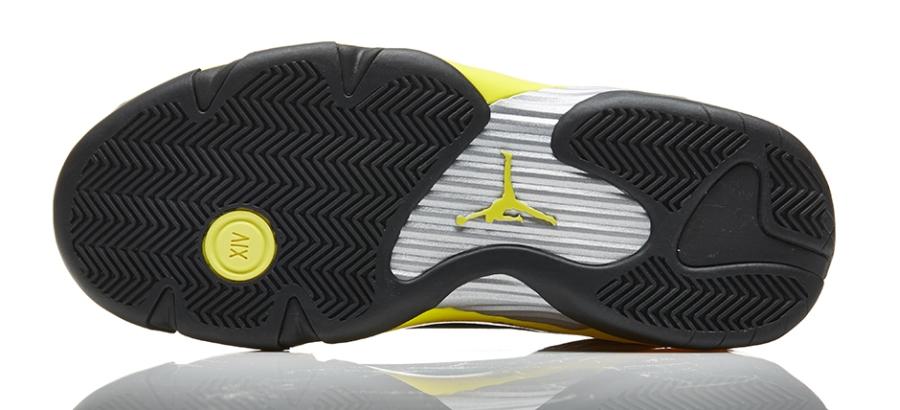 Aire Nike Jordan 14 Trueno GSFCYFX