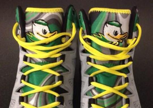 """Jordan Melo M10 """"Oregon Ducks"""" PE"""