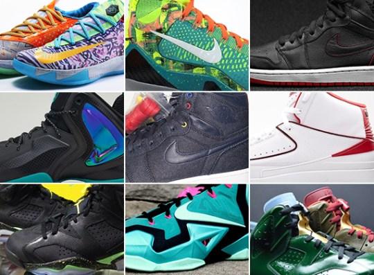 June 2014 Sneaker Releases