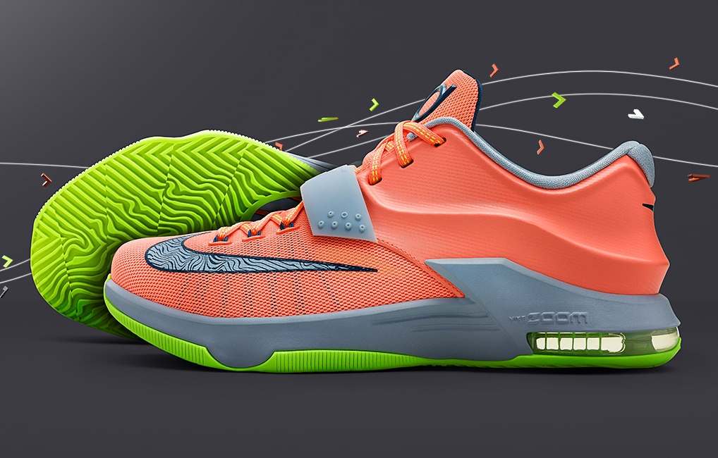 Nike KD 7 Release Dates - SneakerNews.com