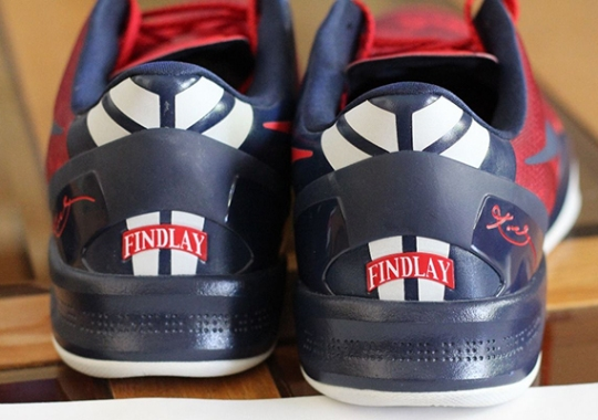 "Nike Kobe 8 ""Findlay Prep"" PE on eBay"