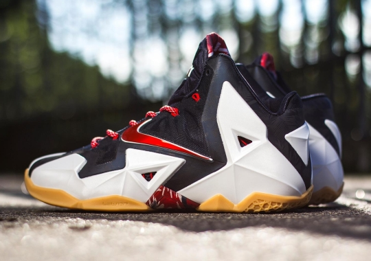 Nike LeBron 11s for Independence Day