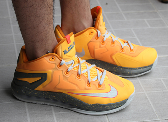 """more photos 47771 5c706 Nike LeBron 11 Low """"Floridians"""" – Release Date"""