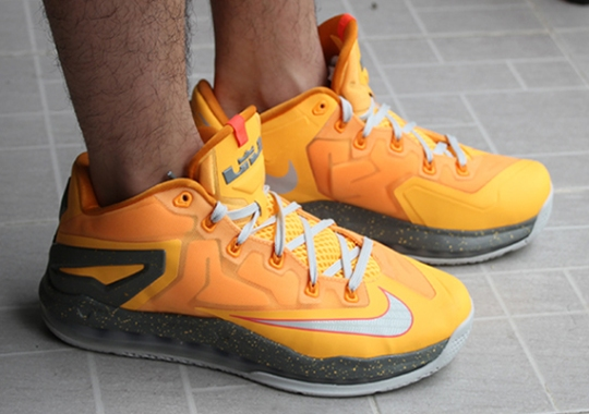 """Nike LeBron 11 Low """"Floridians"""" – Release Date"""