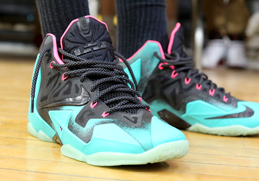 0c8d2245110 How Did LeBron James Not Wearing the Nike LeBron 11 Influence Purchasing   Our Readers Chime In