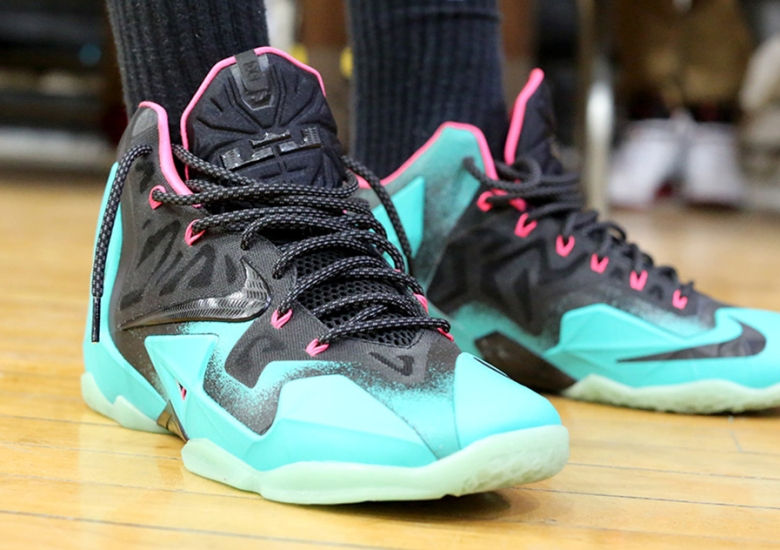 5185c09257d How Did LeBron James Not Wearing the Nike LeBron 11 Influence Purchasing  Our Readers Chime In