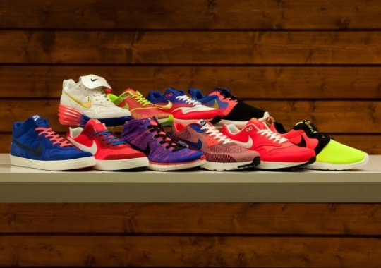 "Nike Sportswear ""Mercurial Collection"" – Release Reminder"
