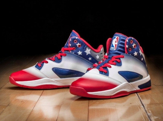 NBA Celebrates 68th Anniversary With A Limited Edition Sneaker