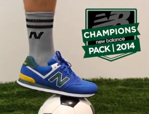 new balance 574 2014 world
