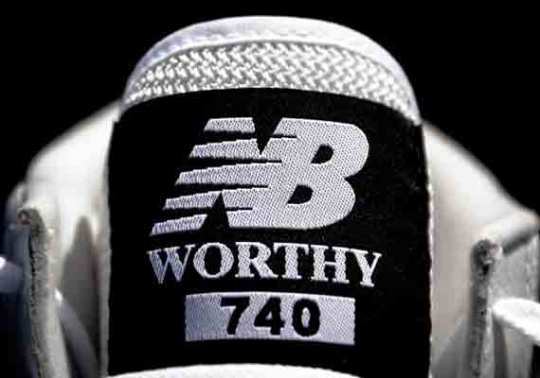 Packer Shoes Teases New Balance Worthy 740 Retro