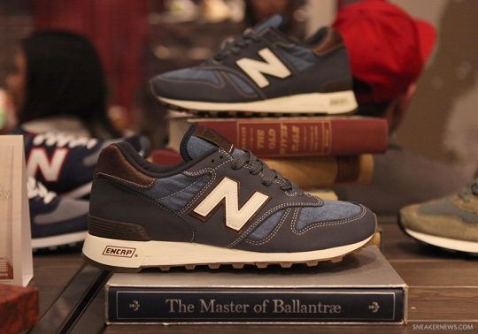 "New Balance Unveils Made in USA ""Authors Collection"""