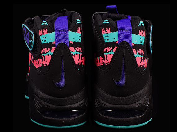 c9614f76cf Nike Air Griffey Max 1. Color: Black/Dark Concord-Hyper Jade Style Code:  354912-014. Release Date: 07/03/14. Advertisement