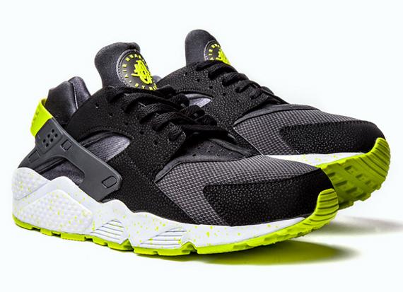 Huarache Nike Green