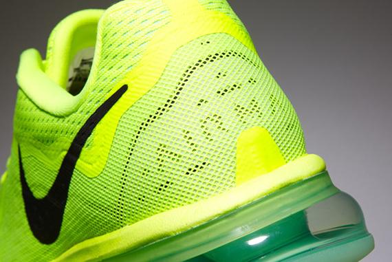 Nike Air Max 2014 Volt Black Medium Mint Electric