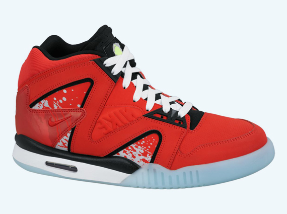"""cheaper 53c83 c854b The Nike Air Tech Challenge Hybrid continues to bring forward some great  new colorways as we get a first look at the """"Chilling Red"""" colorway that is  ..."""