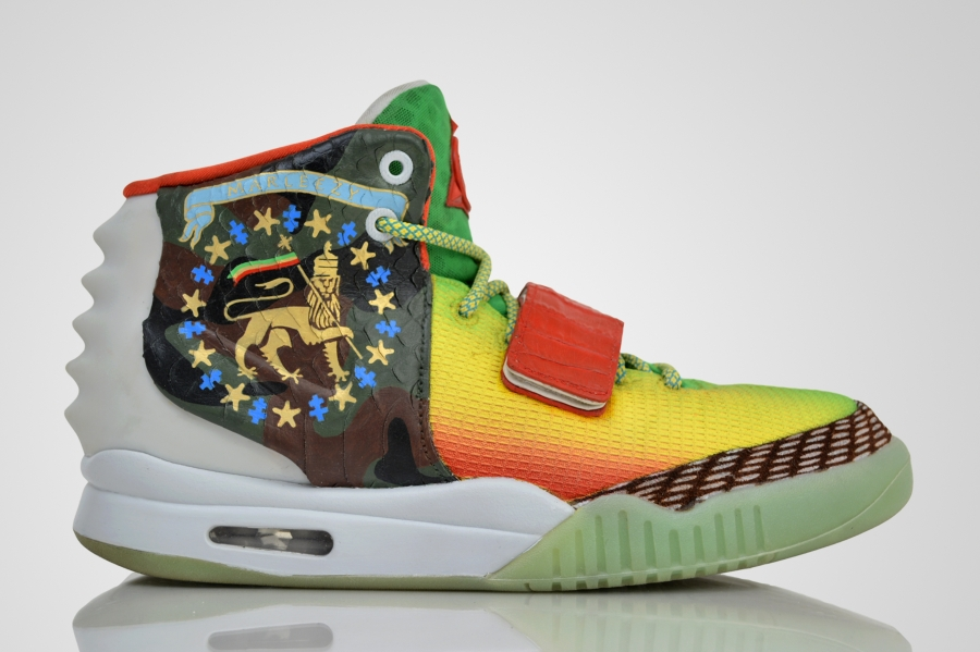 Bob Marley Fresco Sandals Men S Rasta Shoes Rastaempire Nike Air Yeezy 2 Marleezy By Revive