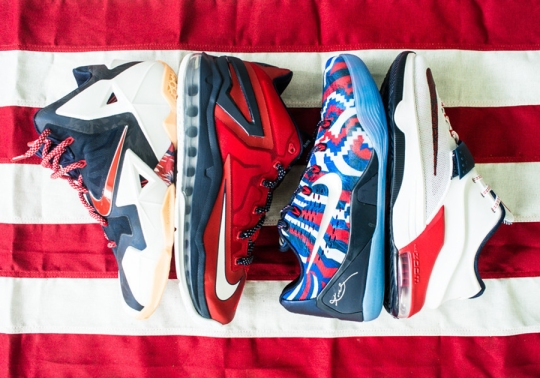 Nike Basketball Independence Day 2014 Collection