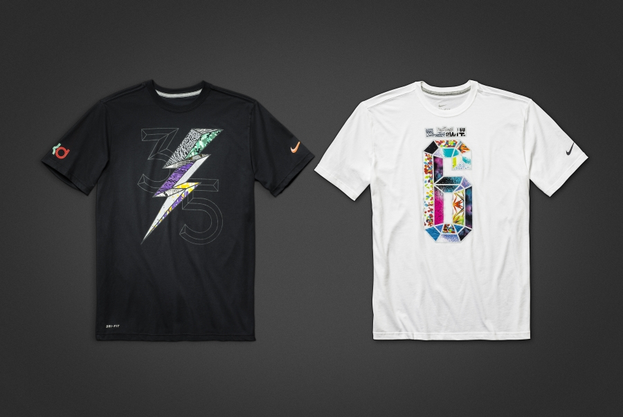Nike Basketball What The T Shirts