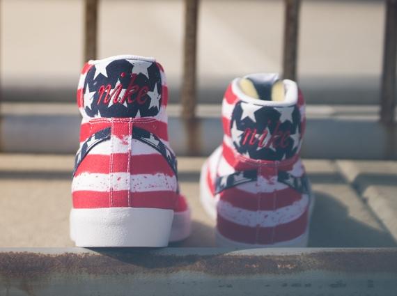 """Nike Blazer Mediados '77 """"día De La Independencia"""" wCRCnlRH"""