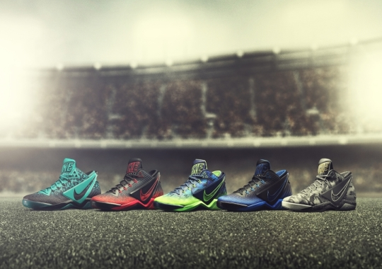 Nike Unveils A Shoe For NFL QBs Called the Field General