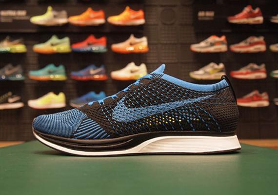 Flyknit Racer Nike Black