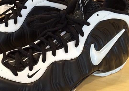 Nike Air Foamposite Pro – Unreleased Black/White Sample