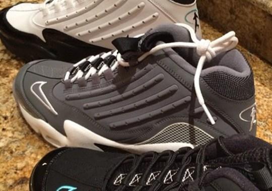Ken Griffey Jr. Previews Upcoming Nike Griffey Retros
