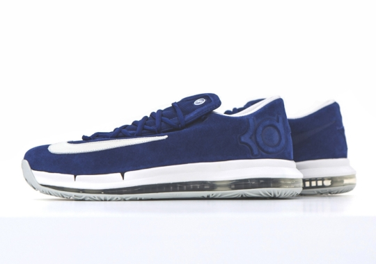 fragment design x Nike KD 6 Elite – Available at NikeLab
