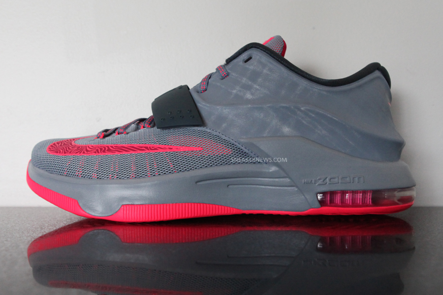 nike kd 7 quotcalm before the stormquot sneakernewscom