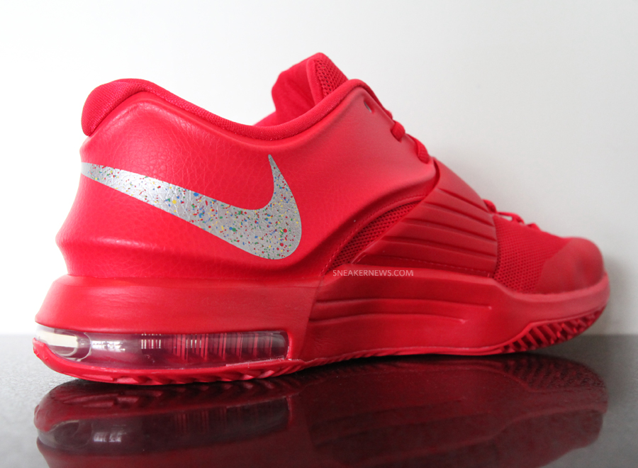 Nike KD 7 Global Game Action Red