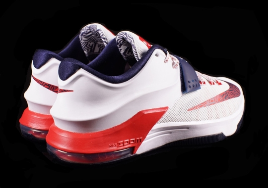 """Nike KD 7 """"USA"""" – Arriving at Retailers"""