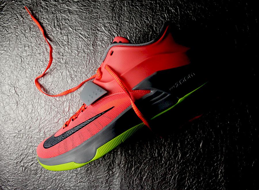 Seven Striking Details of the Nike KD 7