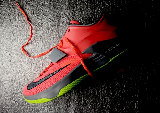 Seven Striking Details of the Nike KD 7
