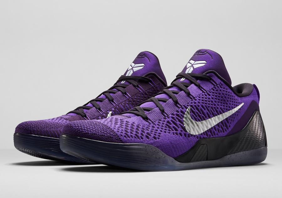 3793624f6647 Nike Kobe 9 Elite Low
