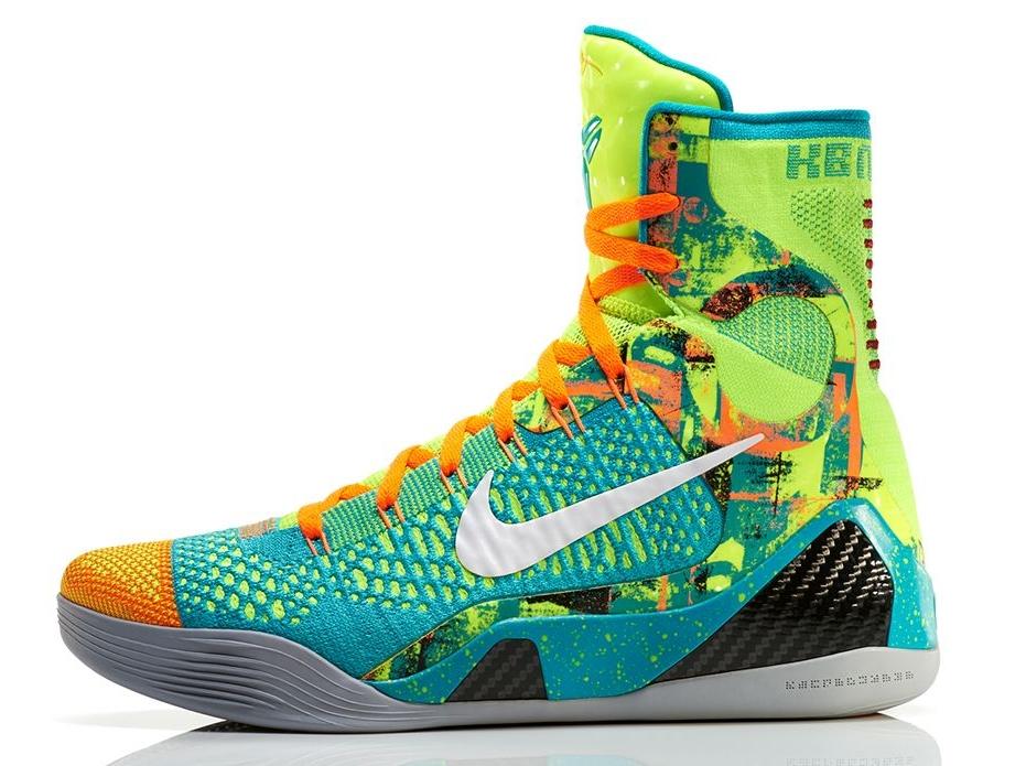 "Nike Kobe 9 Elite ""Influence"" – Release Reminder"