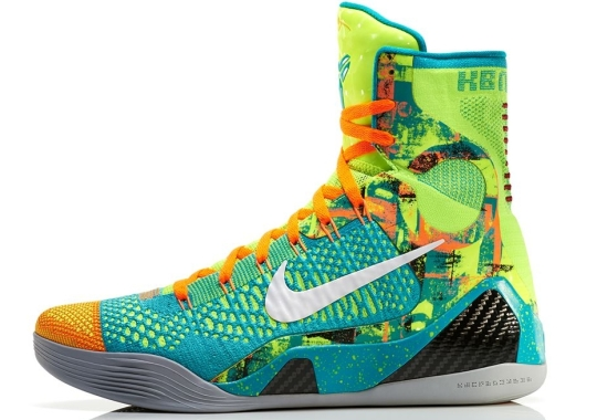 "Nike Kobe 9 Elite ""Influence"" – Release Reminder"