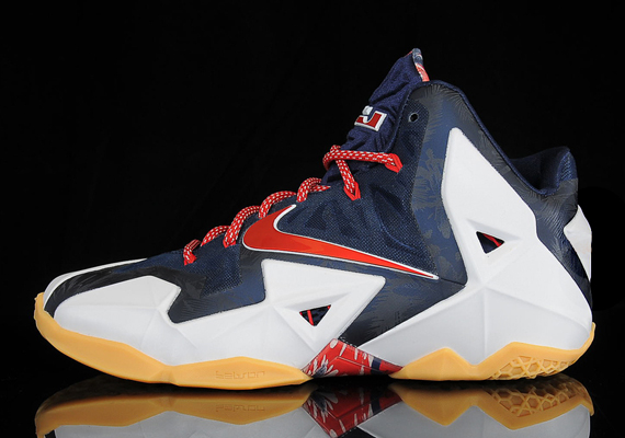 "Nike LeBron 11 ""Independence Day"" - SneakerNews.com"