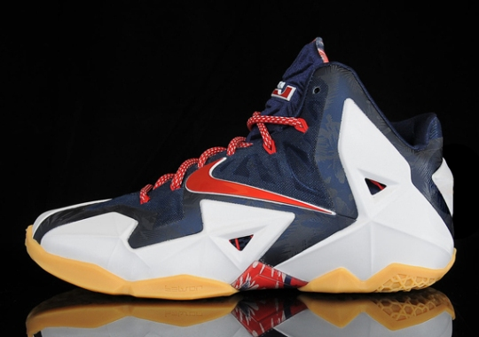 "Nike LeBron 11 ""Independence Day"""
