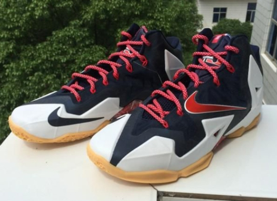"Nike LeBron 11 ""USA"""