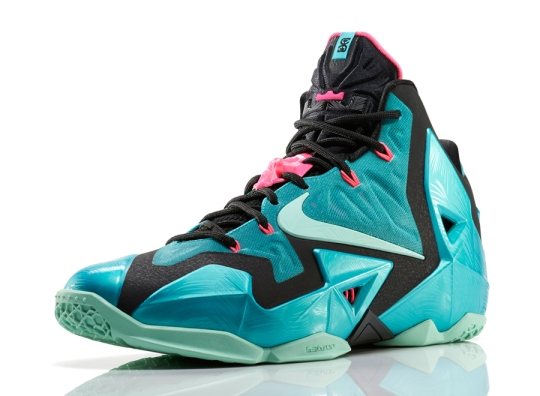 "Nike Officially Revisits ""South Beach"" on the LeBron 11"